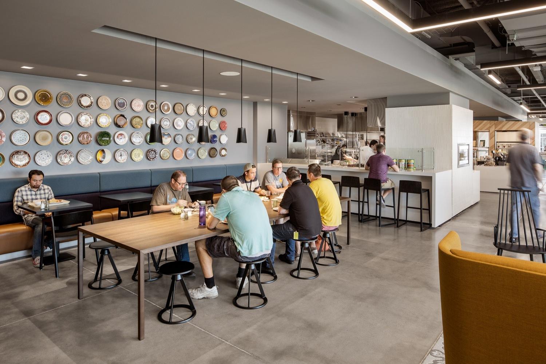 office cafeteria. e38da3fab62eeb88be40e8ef40e0e586 office cafeteria a