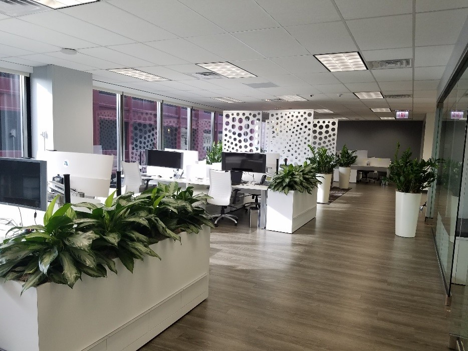 Designing a Corporate Office that Inspires Client Productivity ...