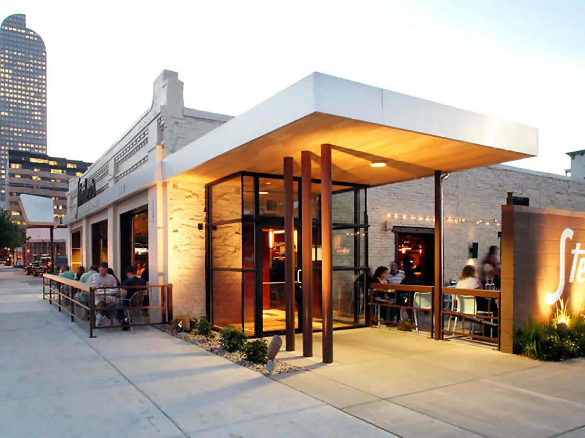 Restaurant Exterior Design Inspiration Salvocorp