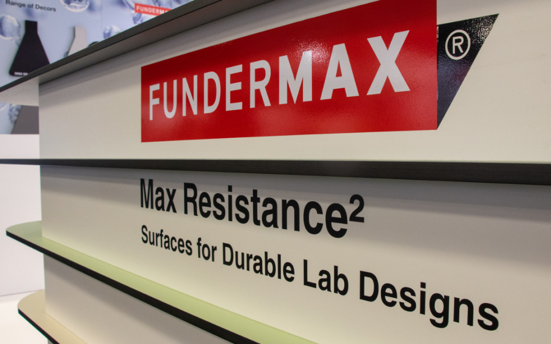 Durable Laboratory Surfaces | Max Compact Resistance²
