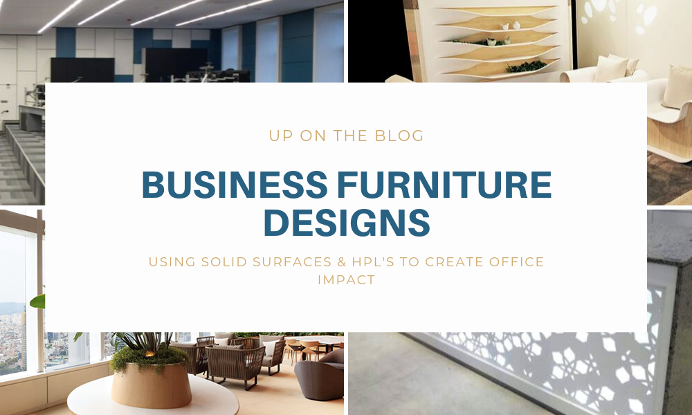 Business Furniture Designs | Creating Modern Functionality