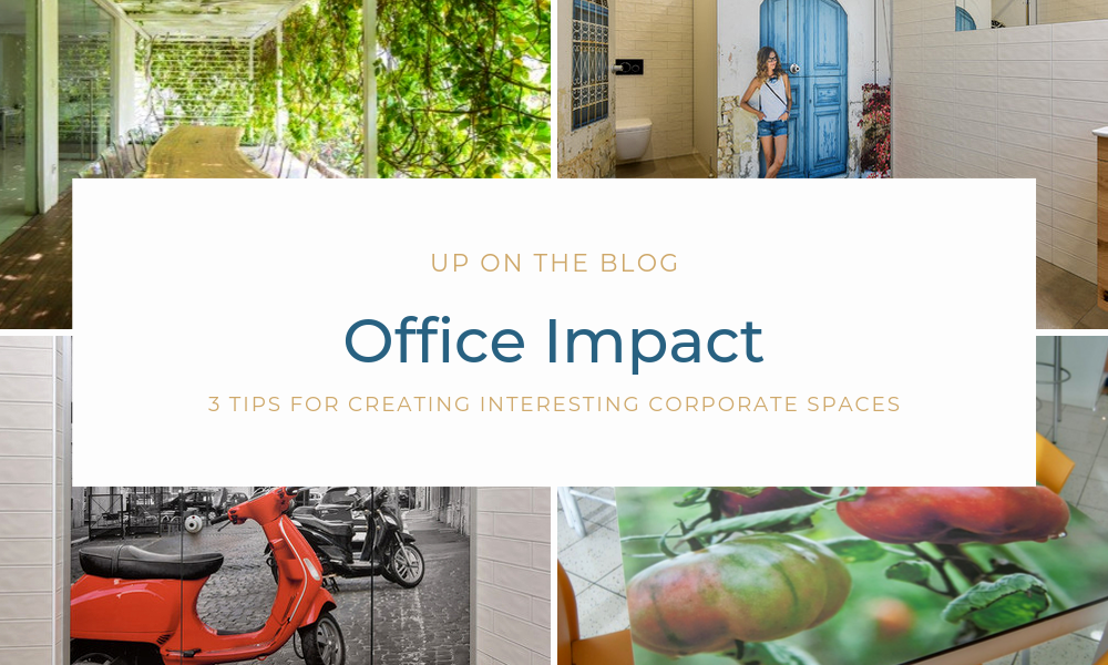 Office Design | 3 Tips to Create Office Impact
