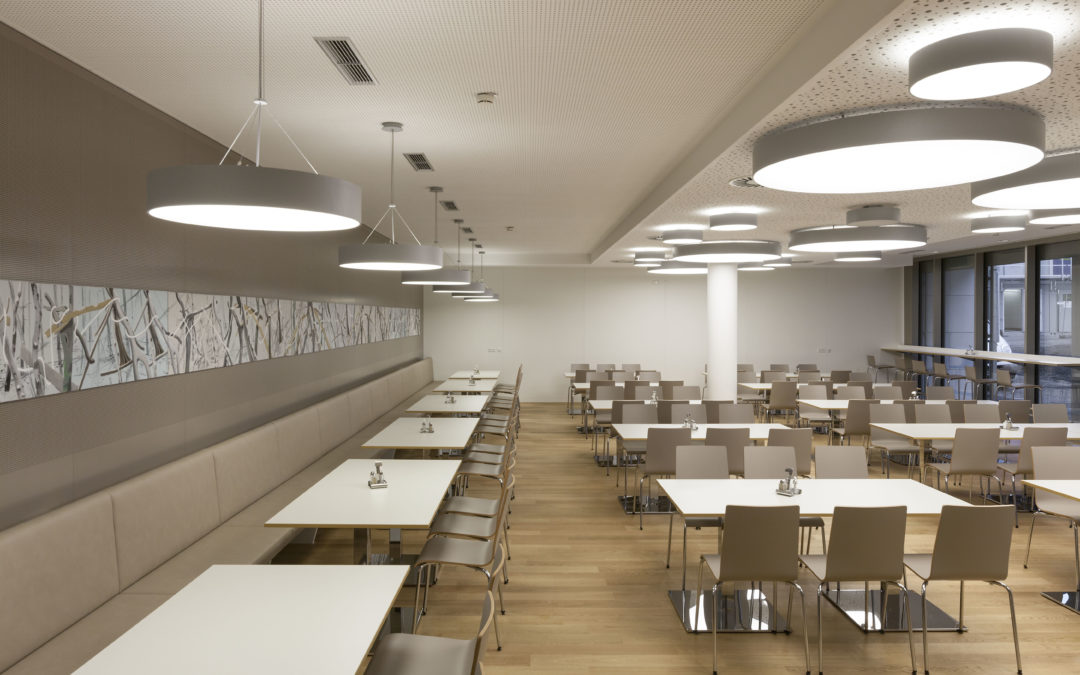 12 Benefits of FunderMax Compact Interior for Restaurants
